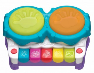 2-i-1 light up music maker fra Jerrys Class by Playgro
