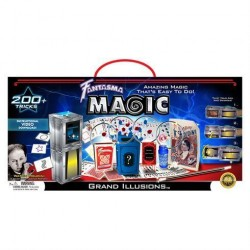 200 trylle tricks - Tryllesæt til børn fra Fantasma