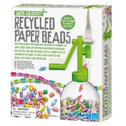 4M Green Creativity genbrugspapir-perler