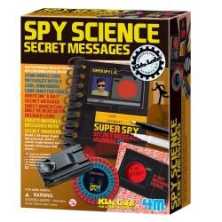4M hemmelige beskeder - Spy Science