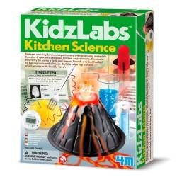 4M køkkeneksperimenter med hverdagsting - Kitchen Science