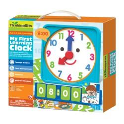 4M læringssæt om klokken - Thinking Kits