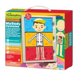 4M læringssæt om kroppen - Thinking Kits