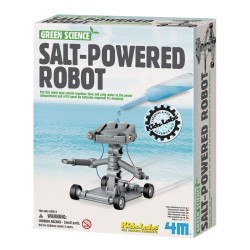 4M saltdrevet robot - Green Science