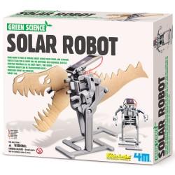 4M soldrevet robot - Green Science