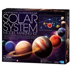4M solsystem uro-samlesæt