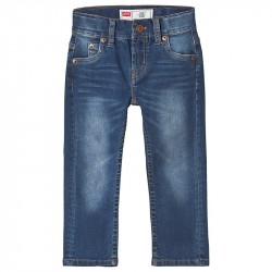 511 Jeans Blå Mid Wash10 years