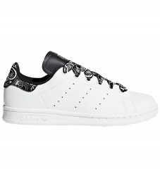 adidas Originals Sko - Stan Smith - Hvid m. Sort