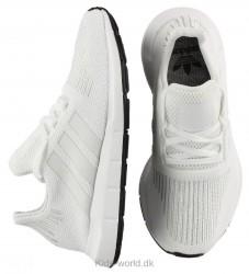 adidas Originals Sko - Swift Run J - Hvid