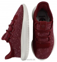 adidas Originals Sko - Tubular Shadow C - Bordeaux