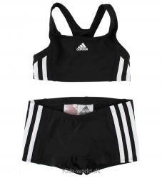 adidas Performance Bikini - Sort m. Striber