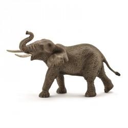 Afrikansk elefant fra Schleich - Han