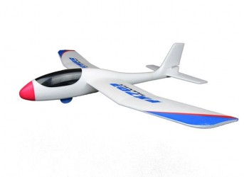AirGlider m/LED Lys - Sejt kastefly