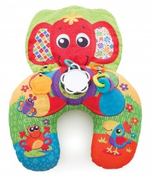 Aktivitetspude fra Playgro - Elephant Hugs