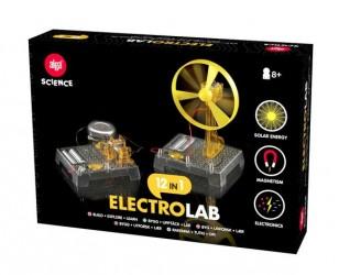 Alga Science 12-i-1 Electro Lab