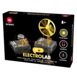 ALGA Science eksperimentsæt - Electro Lab - Elektricitet