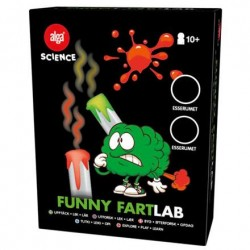 Alga Science Funny Fart Lab