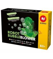 Alga Science, Robot Bubble Blower