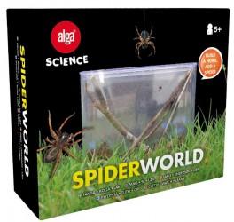 Alga, Spiderworld
