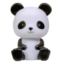 ALLC Natlampe Panda Med Timer