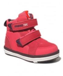 Alternativ til gummistøvler - med god støtte, pink