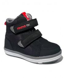 Alternativ til gummistøvler - med god støtte, sort