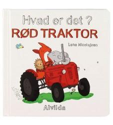 Alvilda Bog - Hvad Er Det? - Rød Traktor