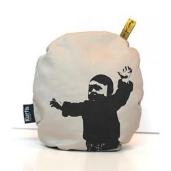Ammepude fra Kurtis - Petite Mini - To-go + Baby rygstøtte - Sand