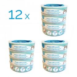 Angelcare og Sangenic Simplee blepose refill (12-pak)