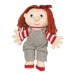 Anna dukke fra DRs Anna og Lotte Fredagsbio