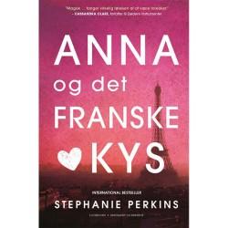 Anna og det franske kys - 1 - Paperback