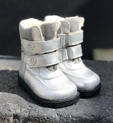 Arauto RAP klassiske sølv velcro vinterstøvler