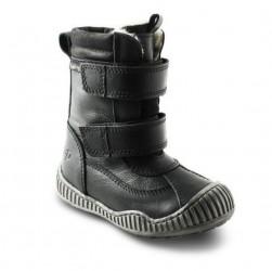 Arauto RAP sorte vinterstøvler med velcro