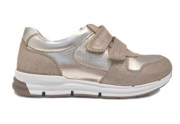 Arautorap (RAP) sneakers, velcrosko, guld
