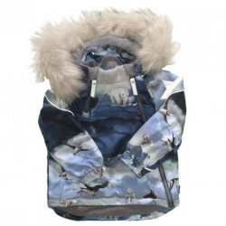 Arctic Landscape Hopla Fur 5W18M306 - Jackets fra MOLO