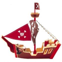 Arty Toys Piratskib fra Djeco