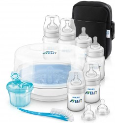AVENT Classic+ startpakke - Bottle Feeding Essentials Set
