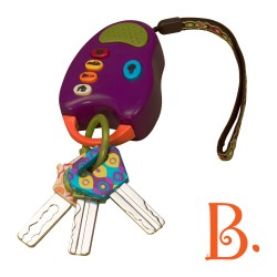 B Toys FunKeys