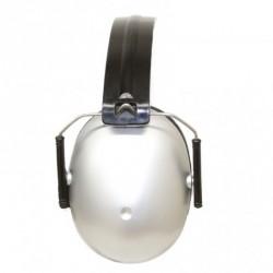 Baby Banz Høreværn - Silver (2+)