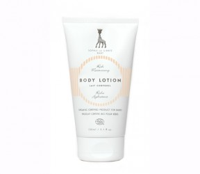 Baby Body Lotion fra Sophie la Girafe Cosmetics (150 ml)