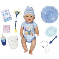 BABY BORN interaktiv dukke - Dreng