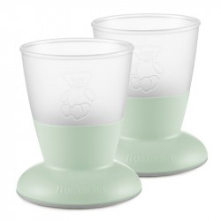 Baby Cup Powder Green