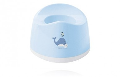 BABY DAN Whally whale - potte Potte