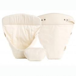 Baby indsats fra Ergobaby - Easy Snug - Cool Air - Natur