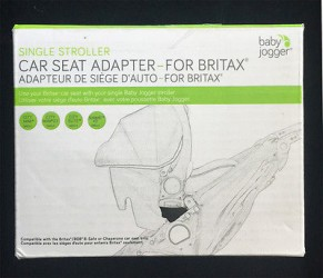 Baby Jogger Autostolsadapter - Britax