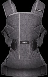 Babybjørn Baby Carrier One - Denim Grey/Dark Grey