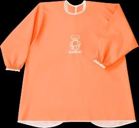 BabyBjörn Børneforklæde Med Ærmer - Orange