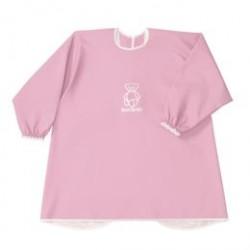 Babybjörn langærmet forklæde - Pink