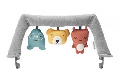 BabyBjörn Legetøj til Skråstol, Soft Friends