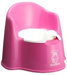 Babybjörn pottestol - lyserød